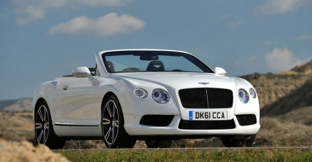 2014 Bentley Continental GTC 4.0 V8  第3張相片