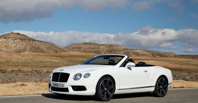 2014 Bentley Continental GTC 4.0 V8  第4張相片