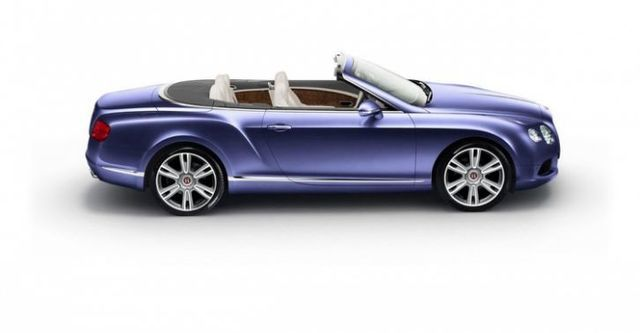 2014 Bentley Continental GTC 4.0 V8  第5張相片