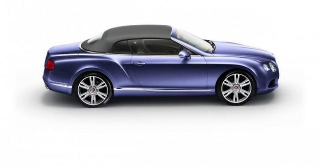 2014 Bentley Continental GTC 4.0 V8  第6張相片