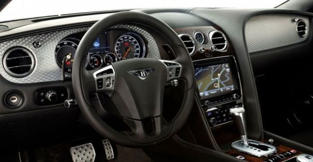 2014 Bentley Continental GTC 4.0 V8  第8張相片