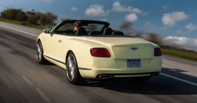 2014 Bentley Continental GTC Speed 6.0 W12  第5張相片