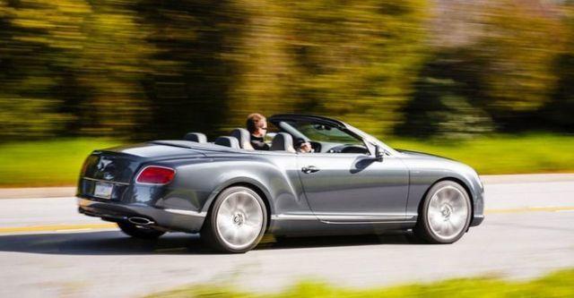 2014 Bentley Continental GTC Speed 6.0 W12  第6張相片
