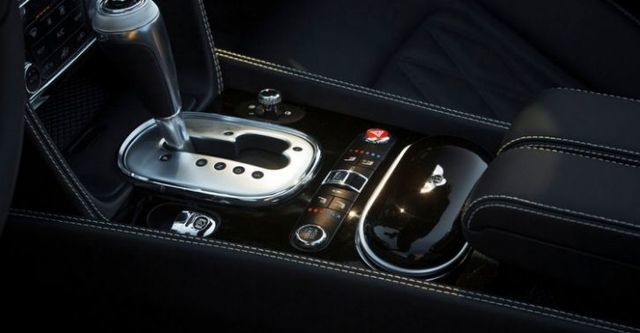 2014 Bentley Continental GTC Speed 6.0 W12  第9張相片