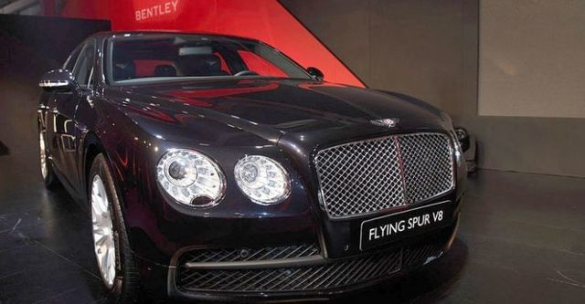 2014 Bentley Flying Spur 4.0 V8  第1張相片