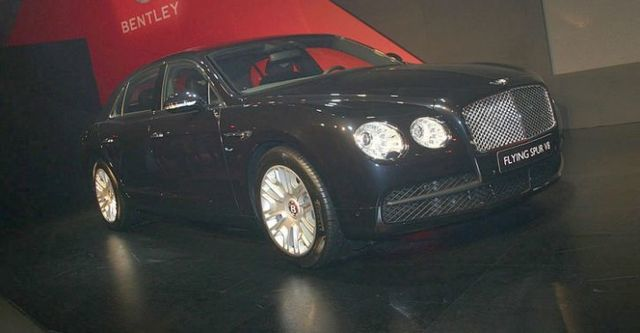 2014 Bentley Flying Spur 4.0 V8  第3張相片