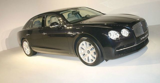 2014 Bentley Flying Spur 6.0 W12  第1張相片
