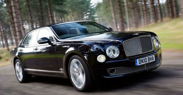2014 Bentley Mulsanne 6.75 V8  第1張相片