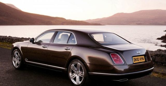 2014 Bentley Mulsanne 6.75 V8  第2張相片