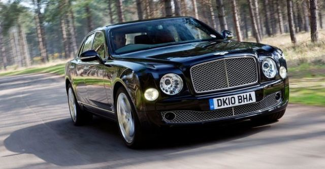 2014 Bentley Mulsanne 6.75 V8  第3張相片