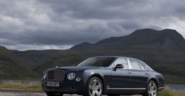 2013 Bentley Mulsanne 6.75 V8  第2張相片