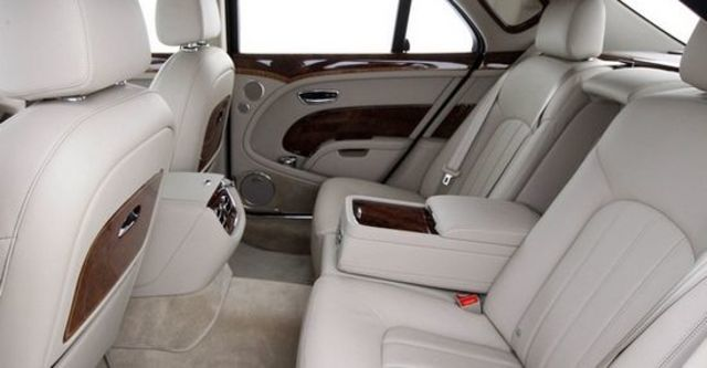 2013 Bentley Mulsanne 6.75 V8  第8張相片