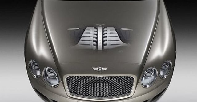 2012 Bentley Continental Flying Spur 6.0 W12  第5張相片