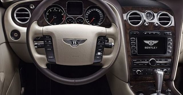2012 Bentley Continental Flying Spur 6.0 W12  第6張相片