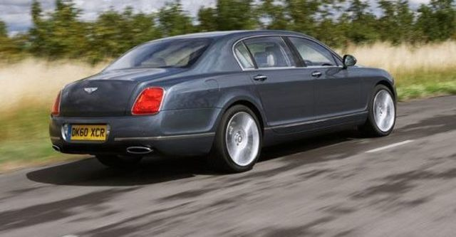 2012 Bentley Continental Flying Spur 6.0 W12  第10張相片