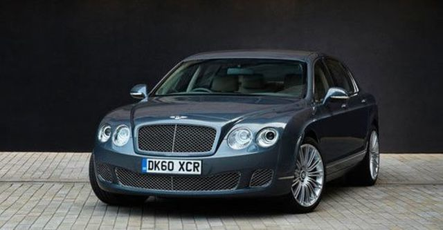 2012 Bentley Continental Flying Spur 6.0 W12  第11張相片