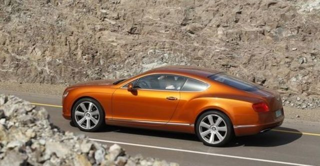 2012 Bentley Continental GT 6.0 W12 Coupe  第3張相片