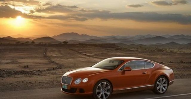 2012 Bentley Continental GT 6.0 W12 Coupe  第4張相片