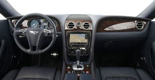 2012 Bentley Continental GT 6.0 W12 Coupe  第5張相片