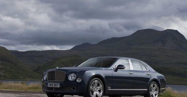 2012 Bentley Mulsanne 6.75 V8  第1張相片