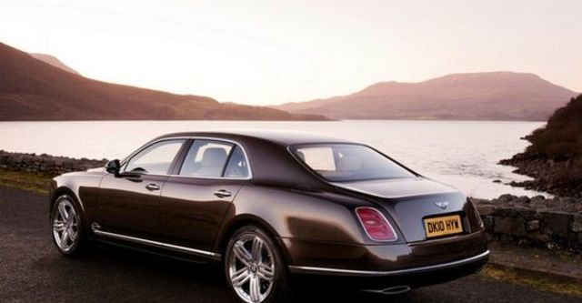 2012 Bentley Mulsanne 6.75 V8  第4張相片