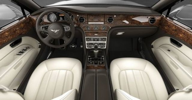 2012 Bentley Mulsanne 6.75 V8  第6張相片