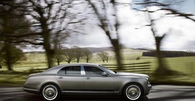 2011 Bentley Mulsanne 6.75 V8  第5張相片
