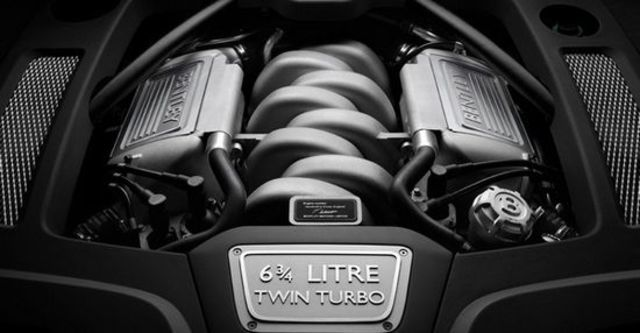 2011 Bentley Mulsanne 6.75 V8  第9張相片