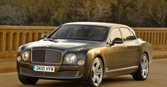 2011 Bentley Mulsanne 6.75 V8  第11張相片
