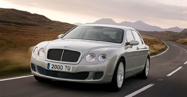 2010 Bentley Continental Flying Spur 6.0 W12  第1張相片