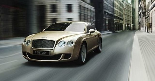2010 Bentley Continental GT 6.0 W12  第1張相片