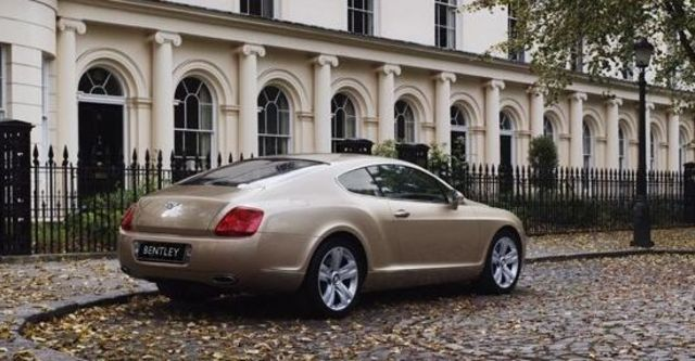 2010 Bentley Continental GT 6.0 W12  第3張相片