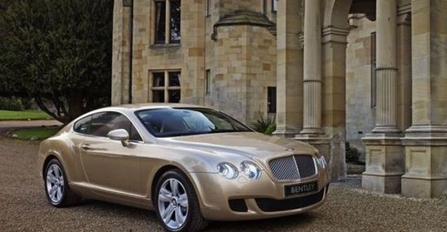 2010 Bentley Continental GT 6.0 W12  第4張相片