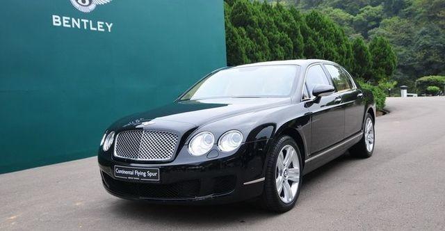 2009 Bentley Continental Flying Spur  第1張相片