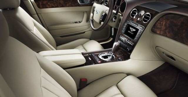 2009 Bentley Continental Flying Spur  第4張相片