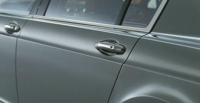 2009 Bentley Continental Flying Spur  第5張相片