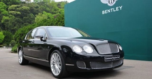 2009 Bentley Continental Flying Spur Speed  第1張相片