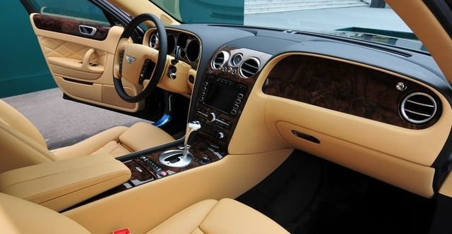 2009 Bentley Continental Flying Spur Speed  第3張相片