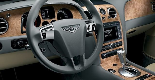 2009 Bentley Continental Flying Spur Speed  第6張相片