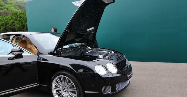 2009 Bentley Continental Flying Spur Speed  第7張相片