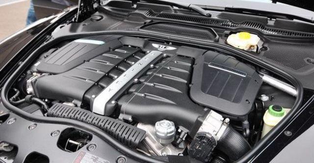 2009 Bentley Continental GT  第3張相片