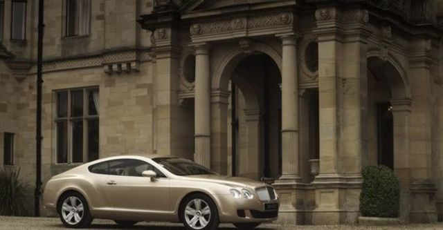 2009 Bentley Continental GT  第6張相片