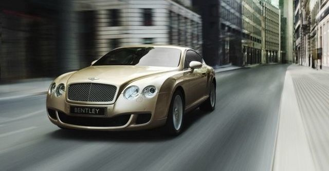2009 Bentley Continental GT  第7張相片
