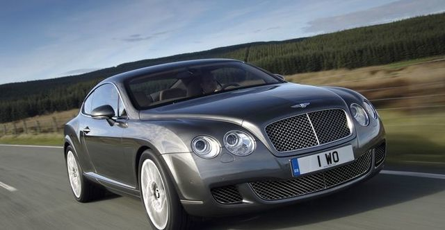 2009 Bentley Continental GT Speed  第1張相片