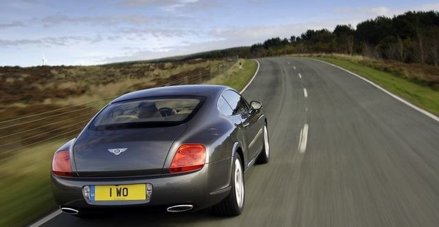 2009 Bentley Continental GT Speed  第4張相片