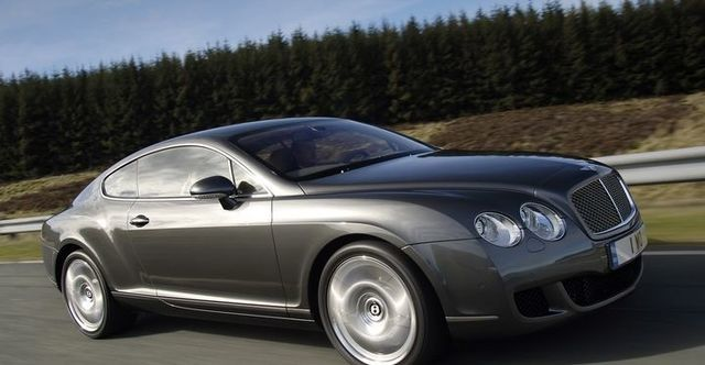 2009 Bentley Continental GT Speed  第7張相片