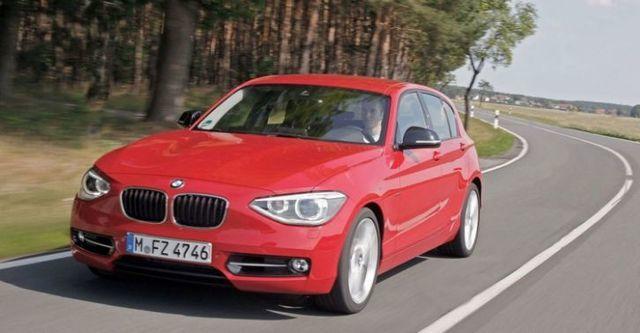 2015 BMW 1-Series 118i Sport Line  第1張相片