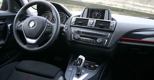 2015 BMW 1-Series 118i Sport Line  第9張相片