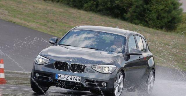 2015 BMW 1-Series 120d Sport Line  第1張相片