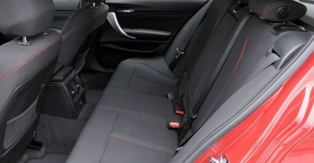 2015 BMW 1-Series 120d Sport Line  第9張相片